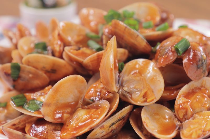 Sweet & Sour Clams 酸甜蛤蜊