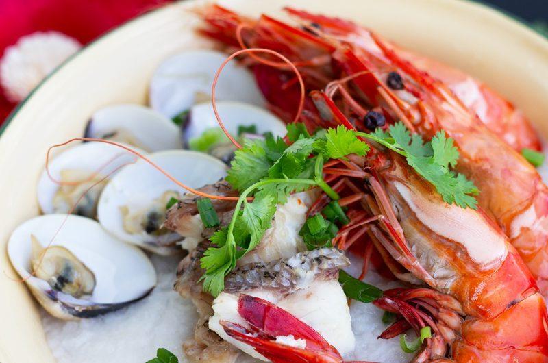 Seafood Porridge 海鲜粥
