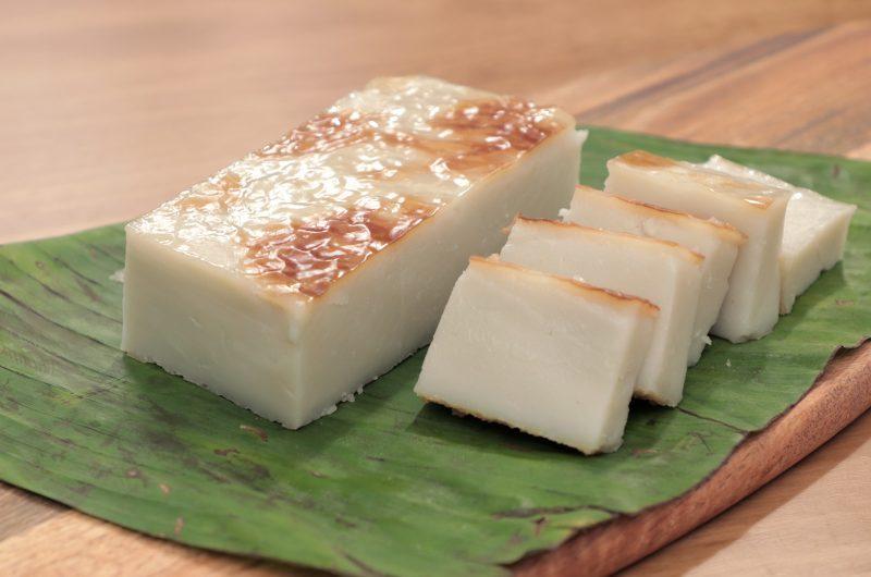Kuih Bingka Beras 肥猪肉(米糕)