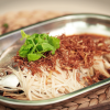 爆姜金针菇蒸白鲳鱼 Steamed White Pomfret with Ginger & Enoki Mushroom