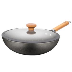 Cooker King Maifan Stone Wok 30cm