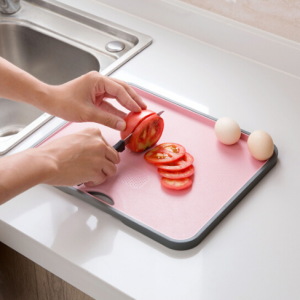 JuJiaJia Anti-Slip Chopping Board