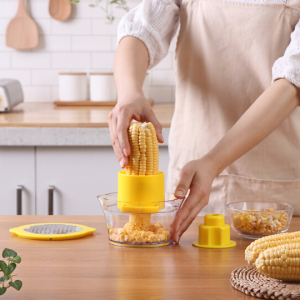 SSGP Stainless Steel Corn Extractor / Peeler