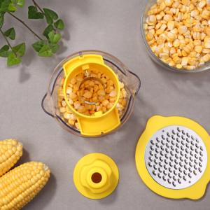 SSGP Stainless Steel Corn Extractor / Peeler