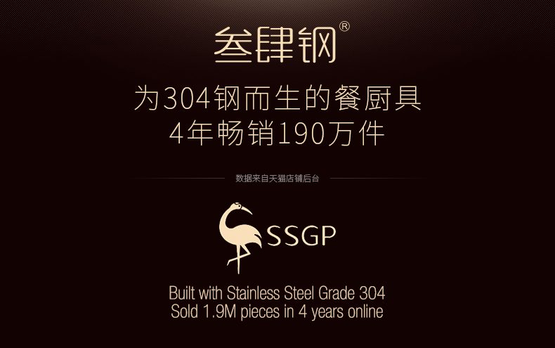 About SSGP 叁肆钢