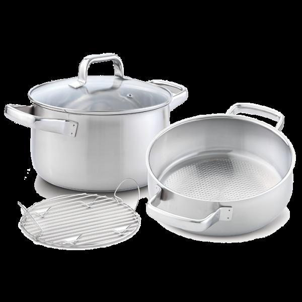 Thermos 4pcs Evergreen Cookware Set