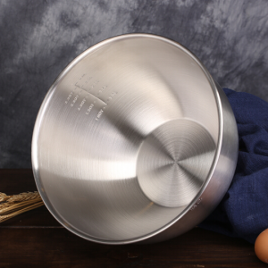 Zoe Home Baking Stainless Steel Mixing Bowl 20cm